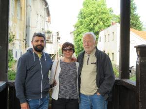 Boris, Antonnella, Tjeerd