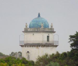 Torre en el parque
