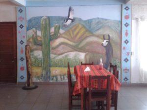 Lunch in Vaqueros