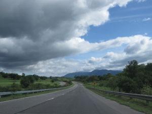 Op weg naar Salta